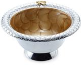 Julia Knight Queen Bee Pedestal Bowl