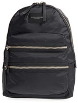 Marc Jacobs 'Biker' Nylon Backpack - Black