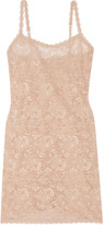 Cosabella Foxie stretch-lace chemise