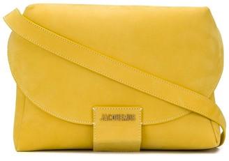 Jacquemus Logo Lettering Shoulder Bag