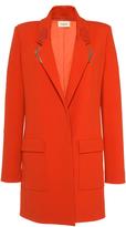 Thierry Mugler Long Sleeve Metal Detailing Long Jacket