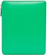 Comme des Garcons Classic iPad Case in Green.
