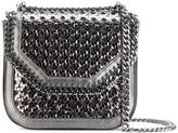 Stella McCartney wicker Falabella Box mini shoulder bag