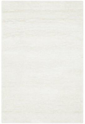 Ralph Lauren Home Hand-Knotted Silk Fog Rug Rug Size: Rectangle 2' x 3'