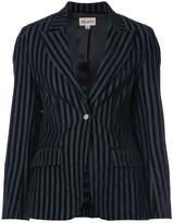 Miaou Velvet Stripe Blazer