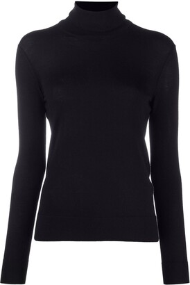 Ralph Lauren Collection Cashmere Roll Neck Jumper