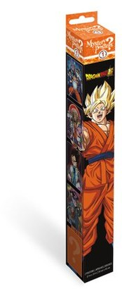 Dragon Ball Z Trends International Mystery Poster Super