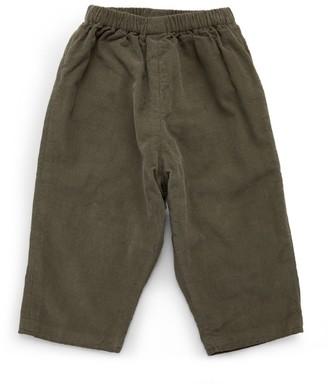 Bonton Velvet Trousers (1-36 Months)