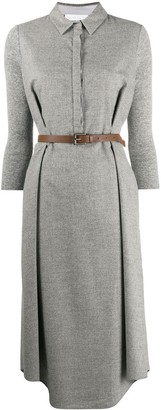 Fabiana Filippi Woven Shirt Dress