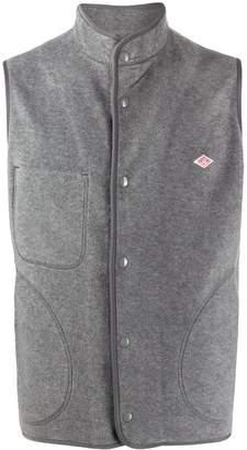 Danton knitted sleeveless gilet