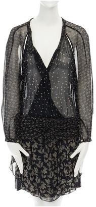 Etoile Isabel Marant Black Polyester Dresses