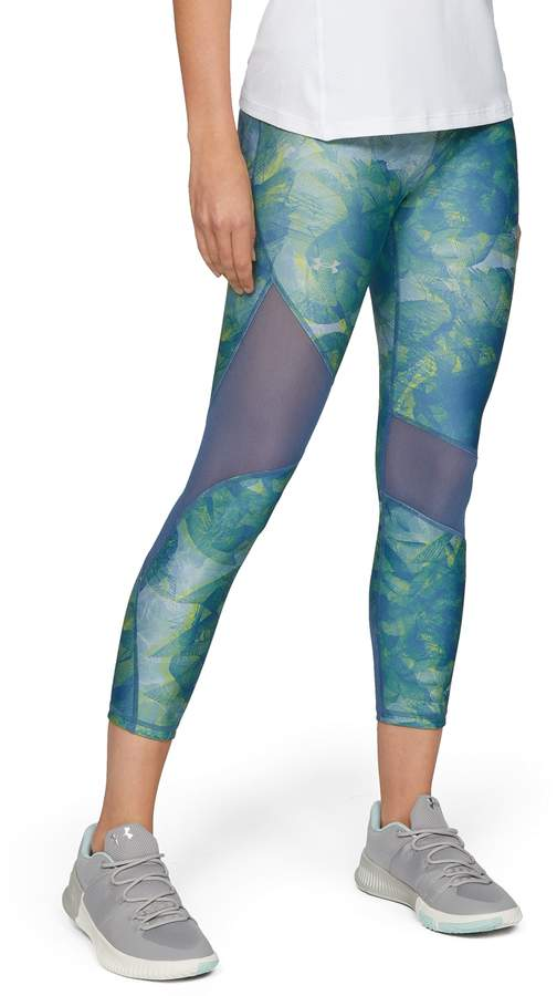 4bee10a93ad828 Under Armour Blue Leggings - ShopStyle