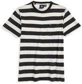 Volcom Blister Stripe Crewneck T-Shirt (Big Boys)