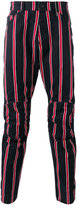 G Star G-Star - striped pants - men - Cotton/Polyester - 34