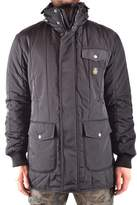 Refrigiwear Men's Black Polyester Outerwear Jacket.