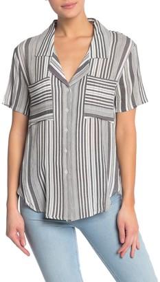 re:named apparel Tonya Blouse