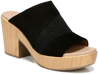 Dr. Scholl's Bloom Block Heel Sandal