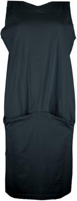 Format PEAR Black Single Dress - S - Black