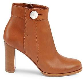sports shoes 64b8f f2a24 Women's Janis Leather Ankle Boots