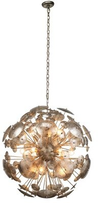 Glass Globe Chandelier Shop The World S Largest Collection Of Fashion Shopstyle