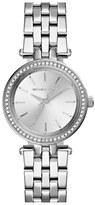 Michael Kors Women's 'Petite Darci' Crystal Bezel Bracelet Watch, 26Mm