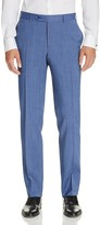 Canali Regular Fit Travel Trousers