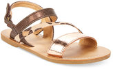 Kenneth Cole Little Girls' or Toddler Girls' Groove Mix Sandals