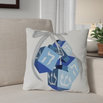 The Holiday Aisle Turn, Turn, Turn Throw Pillow The Holiday Aisle