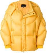 Chen Peng classic puffer jacket
