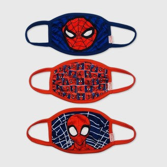 Spiderman Kid' 3pk pider-Man Face Mak
