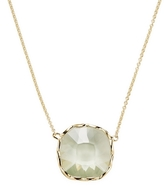 Roberto Coin 18K Yellow Gold Ipanema Green Amethyst Pendant