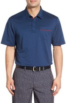 Travis Mathew Hatch Jersey Polo