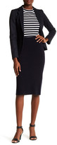 Hobbs Lila Knit Pencil Skirt