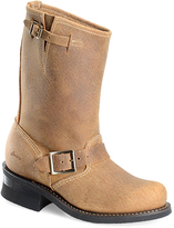 Sonora Tan Hadleigh Leather Cowboy Boot