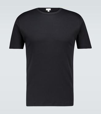 Sunspel Sea Island short-sleeved T-shirt