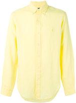 Ralph Lauren sport shirt - men - Linen/Flax - M