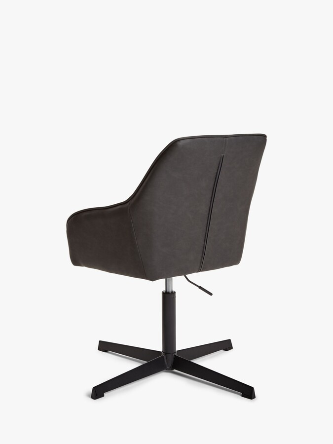 Thumbnail for your product : John Lewis & Partners Brooks Office Chair, Charcoal