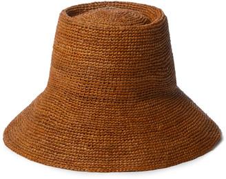 Janessa Leone Felix Packable Straw Hat