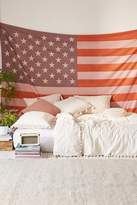 Urban Outfitters Large American Flag Tapestry