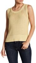 Nation Ltd. Dylan Knit Tank Sweater