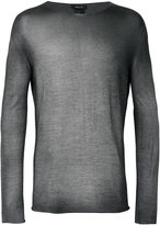 Avant Toi gradient effect pullover