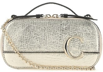 Chloé C Zipped Crossbody Bag