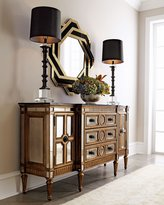Horchow Mirrored Buffet