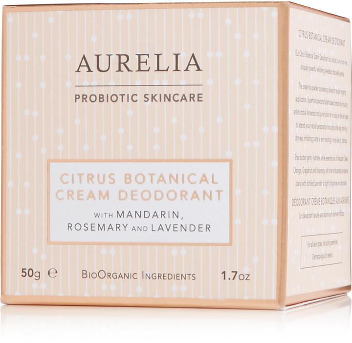 Thumbnail for your product : Aurelia Probiotic Skincare + Net Sustain Citrus Botanical Cream Deodorant, 50g - one size