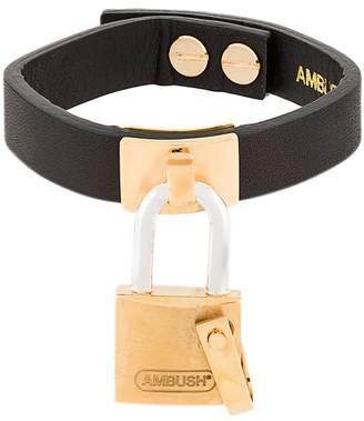 Ambush Padlock Detail Bracelet
