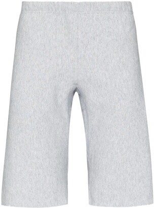 Champion Logo Patch Track Shorts