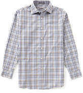 Daniel Cremieux Signature Long-Sleeve Non-Iron Check Woven Shirt