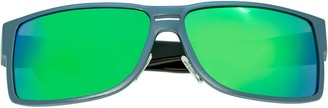 Breed Stratus Polarized Sunglasses - Blue