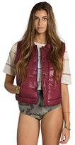 Billabong Junior's Stand By Me Quilted Nylon Vest