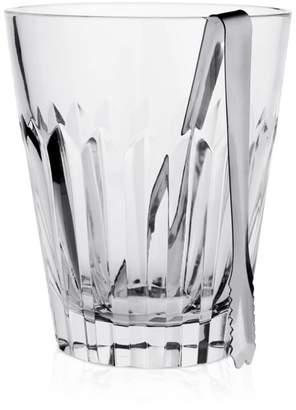 William Yeoward Nevada Ice Bucket & Tongs